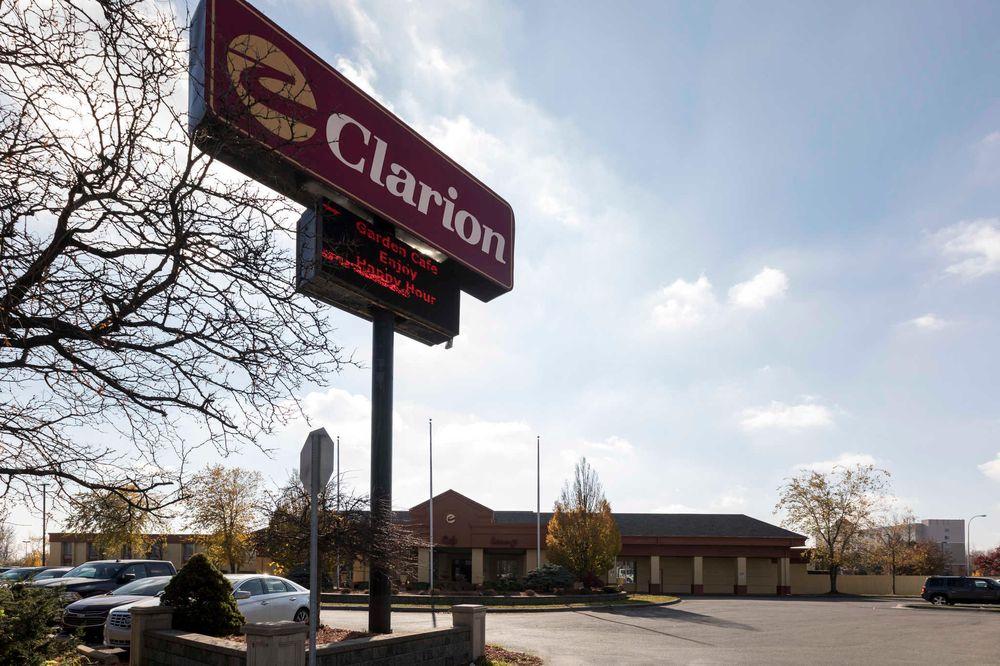 Clarion Hotel Detroit Metro Airport 44 Photos 26 Reviews Hotels 8600 Merriman Rd Downriver Romulus Mi Phone Number Yelp