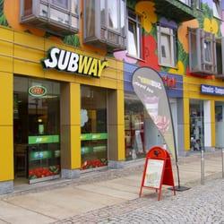 Subway Fast Food Peter Breuer Str 19 21 Zwickau Sachsen