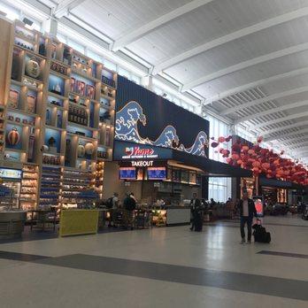 George Bush Intercontinental Airport Terminal E 321