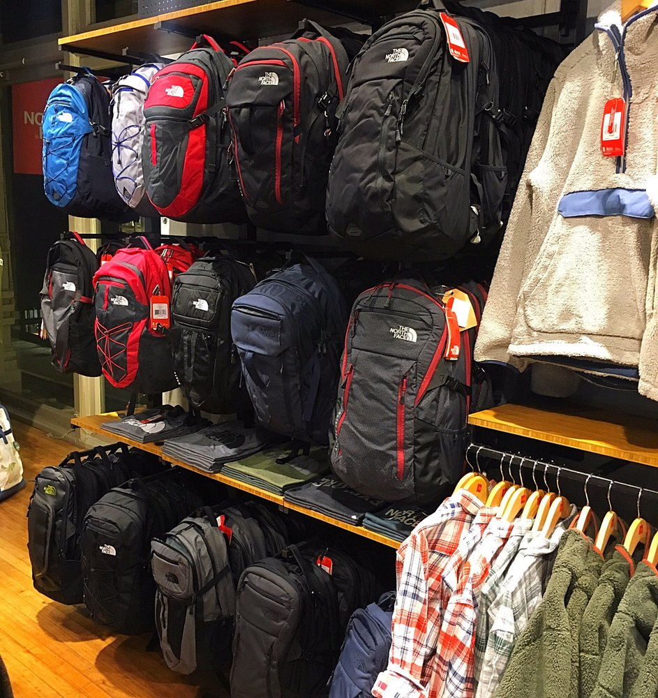 The North Face: 180 Post St, San Francisco, CA