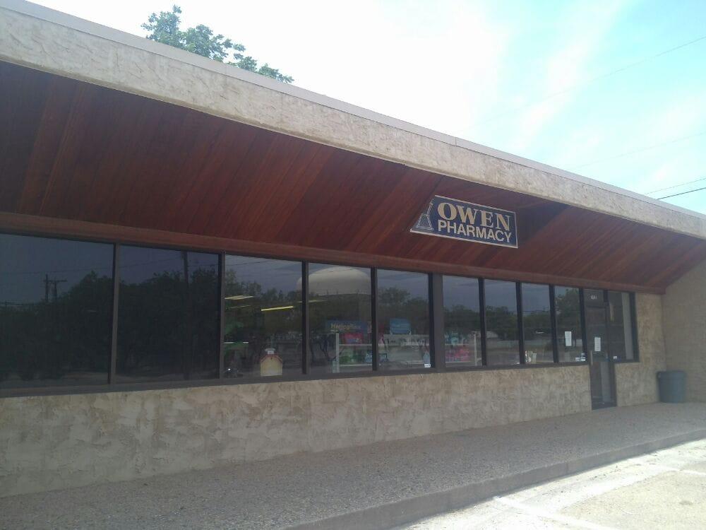 Owen Pharmacy: 2125 S 20th St, Abilene, TX