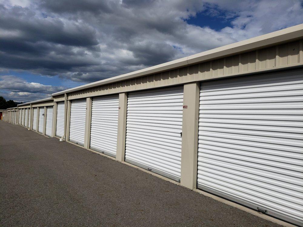 Storage Solutions Liberty Lake - Mission: 21305 E Mission Ave, Liberty Lake, WA