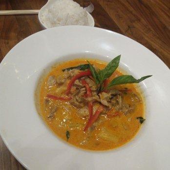 Neramitra thai cuisine thai crystal city arlington for Arlington thai cuisine