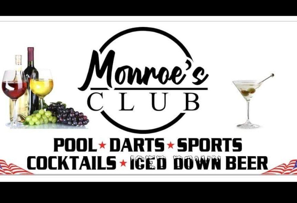 Monroe's Club: 1212 W Gentry Ave, Checotah, OK