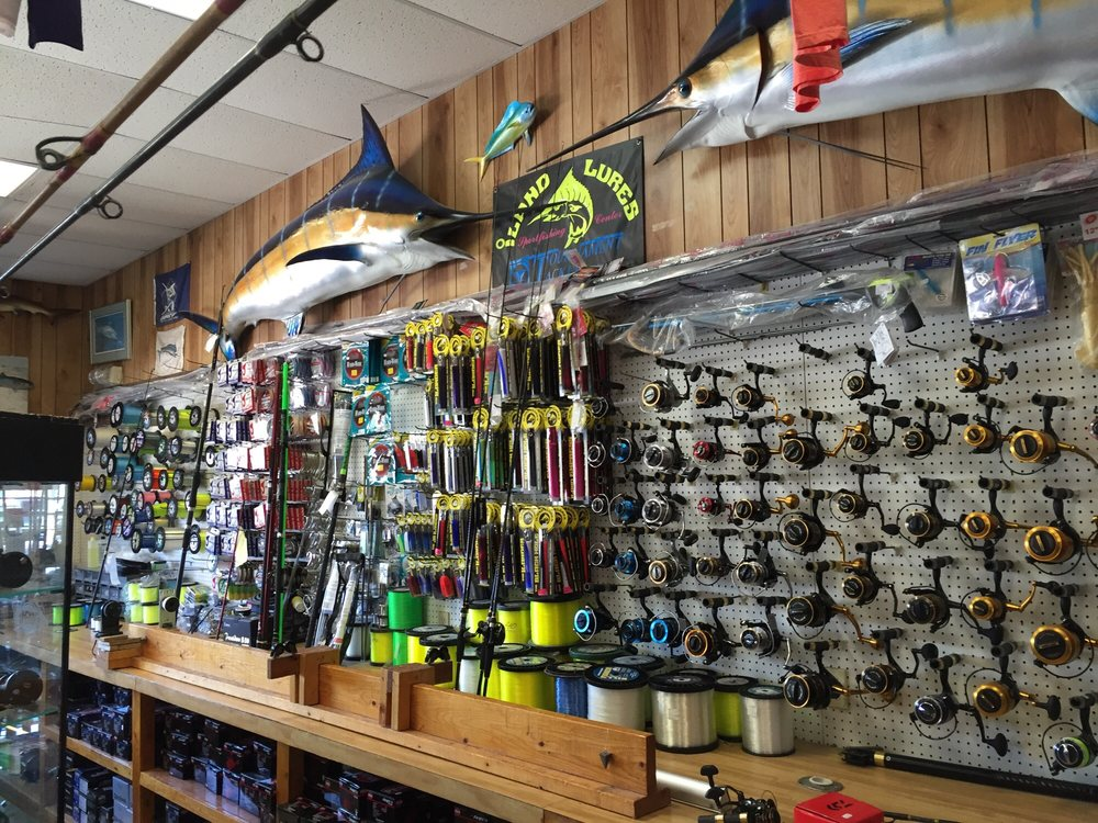 Red Drum Tackle Shop: 46813 Nc Hwy 12, Buxton, NC