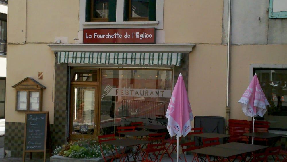 La fourchette de l eglise fransk 5 rue bugnet vian for Bains manpreet s md