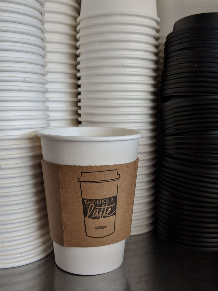 Atrium Coffee Company: 4503 S 31st St, Temple, TX