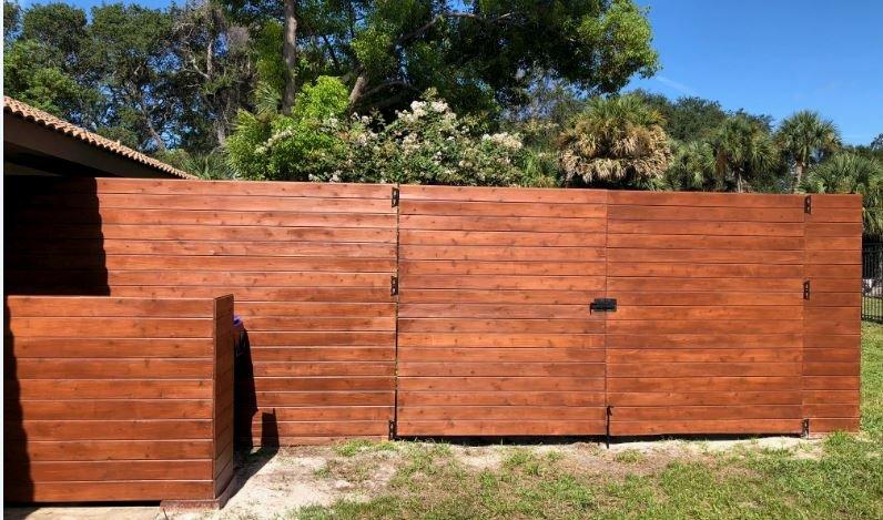 Wulff Fence