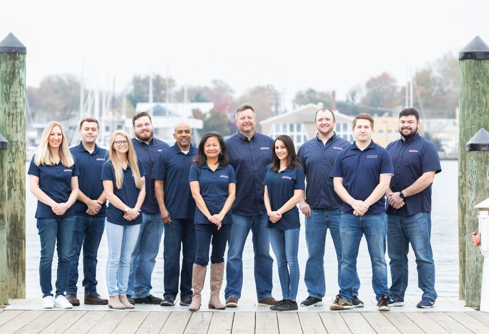 Annapolis Property Services: 914 Forest Dr, Annapolis, MD