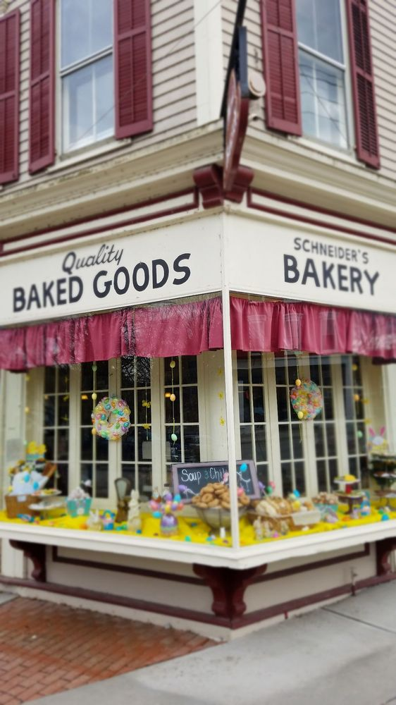 Schneider's Bakery: 157 Main St, Cooperstown, NY