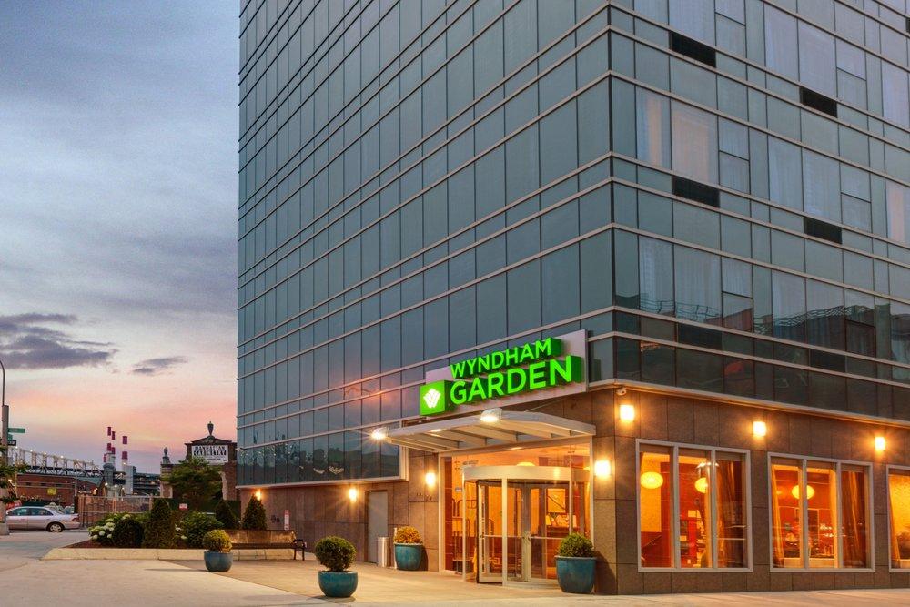 Wyndham Garden Long Island City Manhattan View Hotel 47