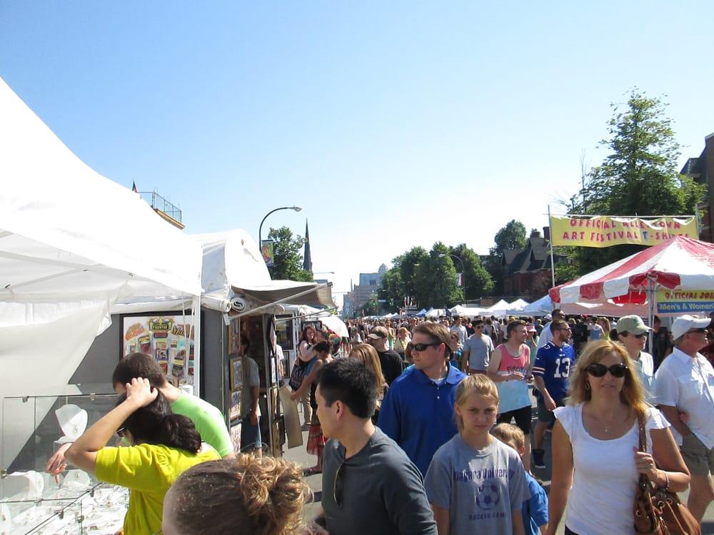 Allentown art festival 69 photos 25 reviews for Hamburg ny craft show