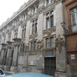 hotel de pierre landmarks historic buildings 25 rue de la dalbade toulouse france. Black Bedroom Furniture Sets. Home Design Ideas