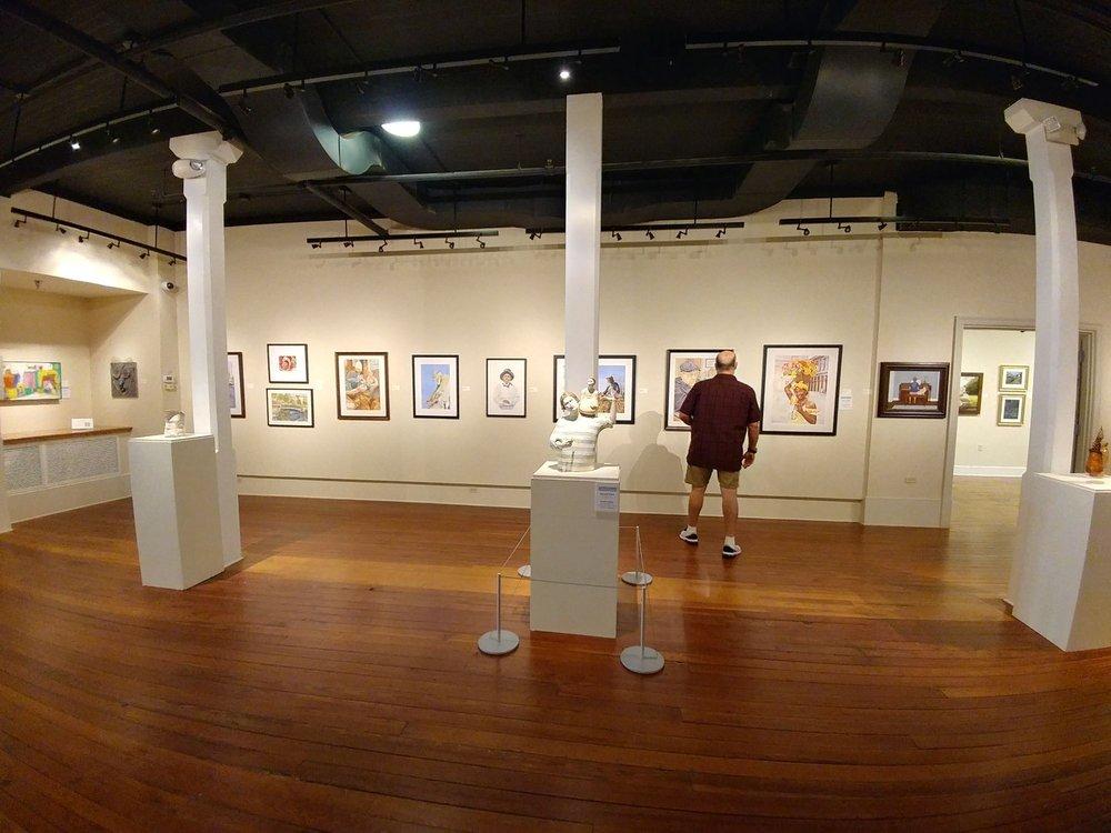 Gadsden Arts Center & Museum: 13 N Madison St, Quincy, FL