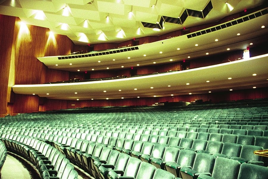 Photo Of Terrace Theater Long Beach Convention Center And Entertainment Ca