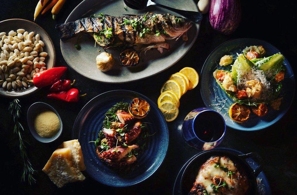 Abbiocco Italian Cuisine: 600 Gateway Blvd, Chesterton, IN
