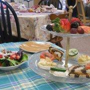 The English Rose Tea Room Virginia Beach