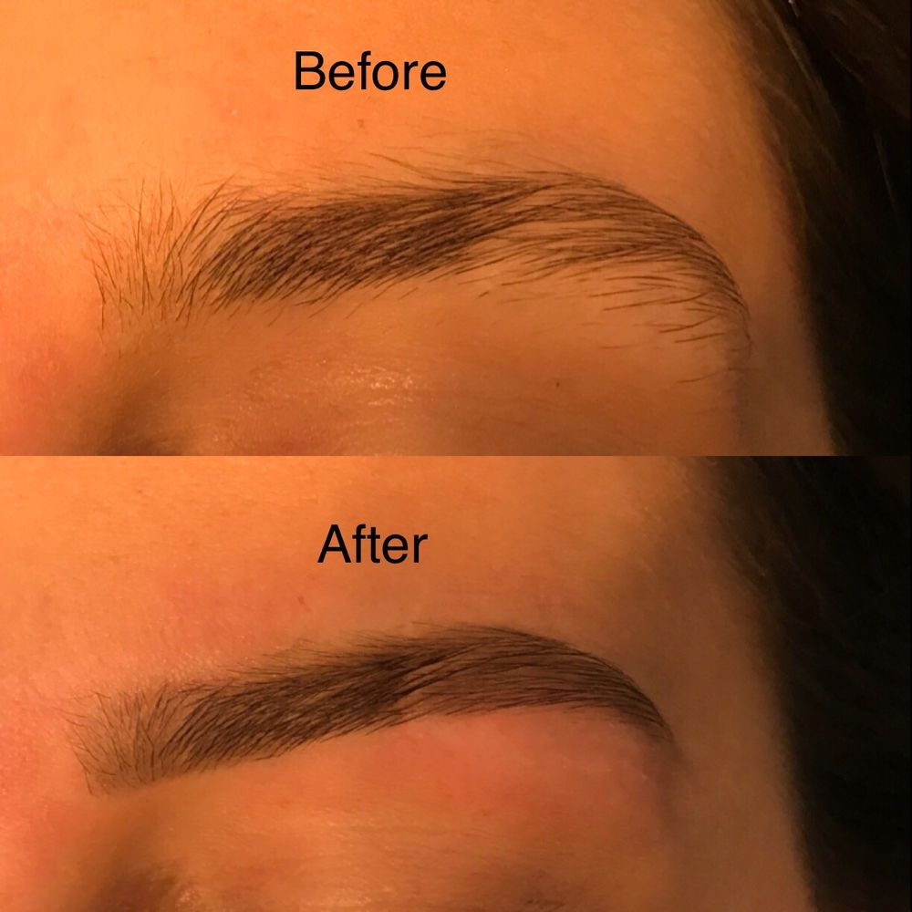 Eyebrows The One Thing You Can Get Into Shape Without Exercising
