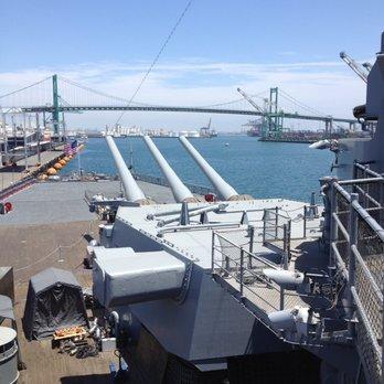 Battleship USS Iowa Museum - 2234 Photos & 412 Reviews