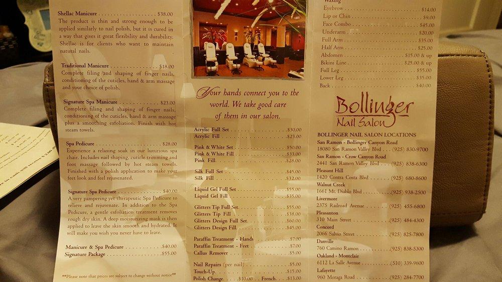 Bollinger Nail Salon - 66 Photos & 185 Reviews - Nail Salons - 2066 ...