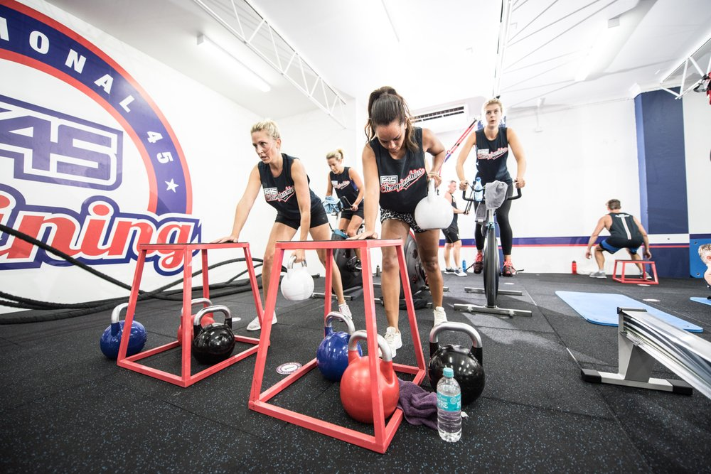 F45 Training Dumbarton