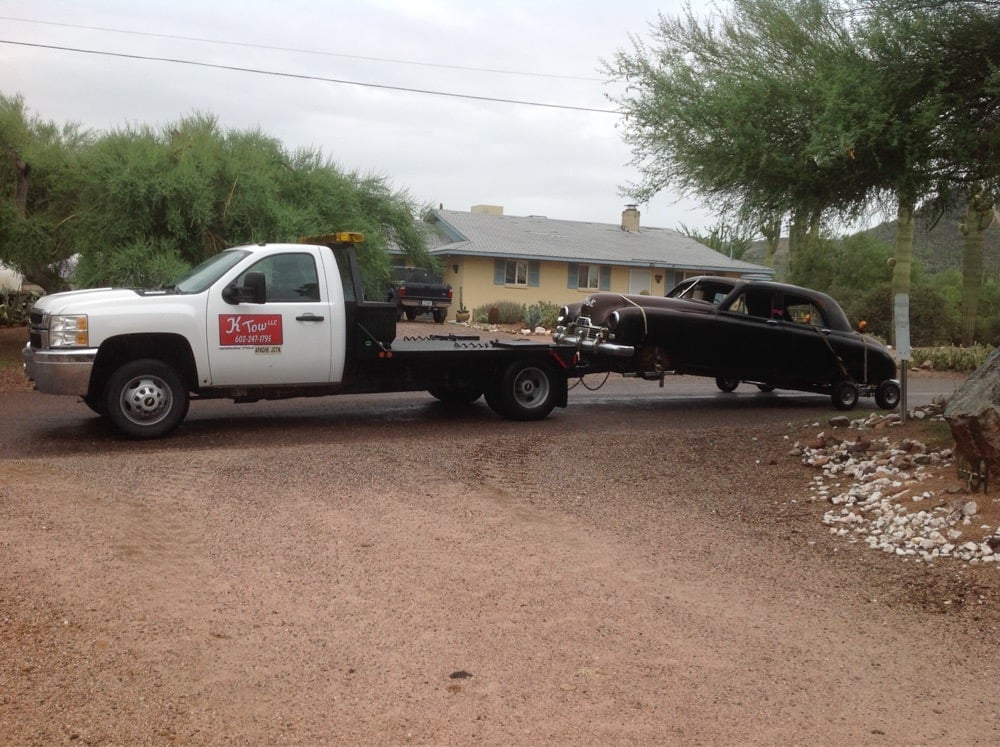 K Tow LLC: 2400 E Foothill St, Apache Junction, AZ