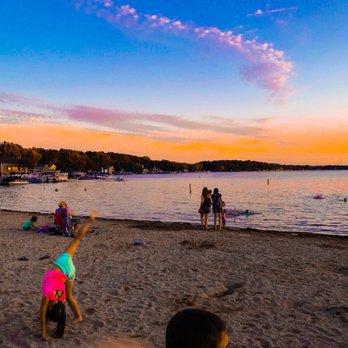 Photos For Pewaukee Lake Beach Yelp