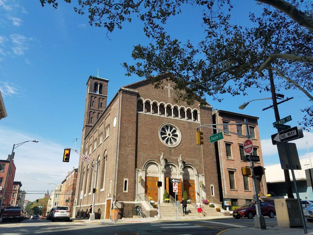 Saints Peter & Paul Church: 404 Hudson St, Hoboken, NJ