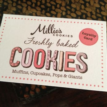 Millies cookies bakeries 6 kings square york phone number yelp photo of millies cookies york united kingdom shop info business card colourmoves