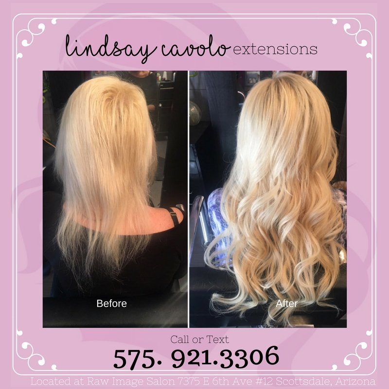 Lindsay Cavolo Extensions Hair Extensions 7375 E 6th Ave
