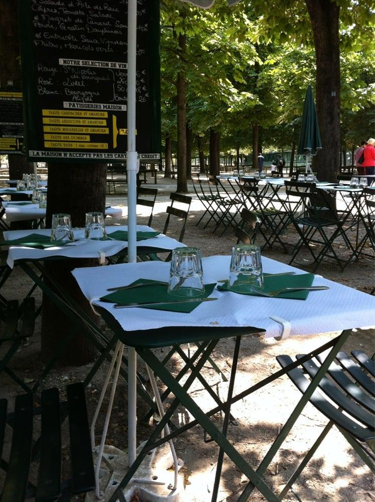 Buvette des marionettes food stands jardin du for Buvette des marionnettes du jardin du luxembourg