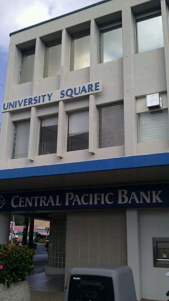 central pacific bank honolulu hi