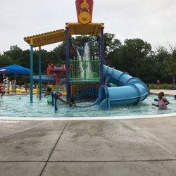 Green Lake Family Aquatic Center - Amusement Parks - 1100 River Oaks
