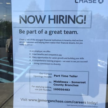 Chase Bank - Banks & Credit Unions - 3333 Sr 27, Franklin