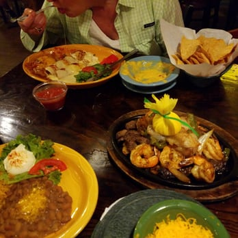 Photo Of El Paseo Mexican Restaurant Azle Tx United States