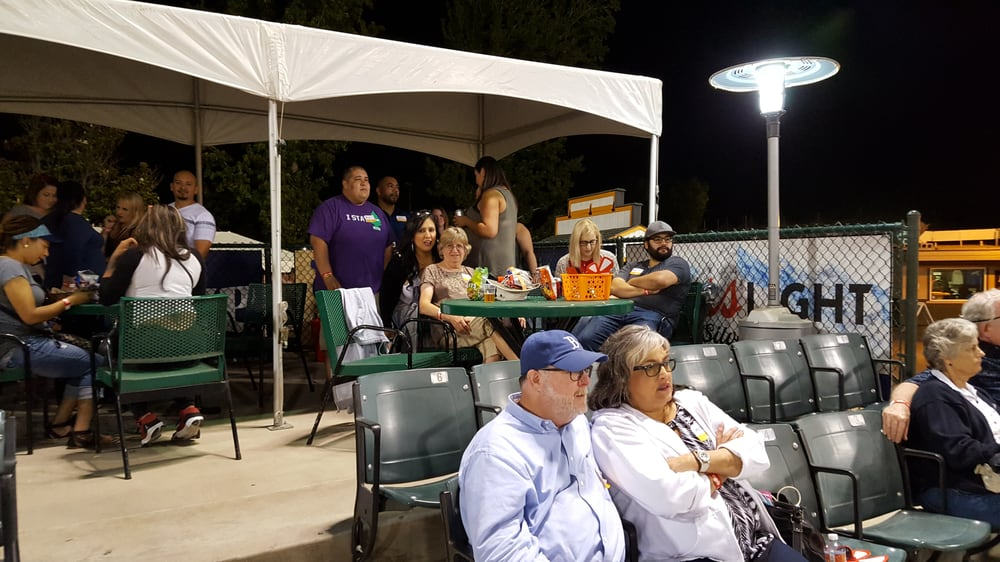 Sam Lynn Ballpark