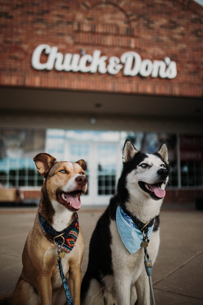 Chuck & Don's Pet Food & Supplies: 5926 S Holly St, Greenwood Village, CO