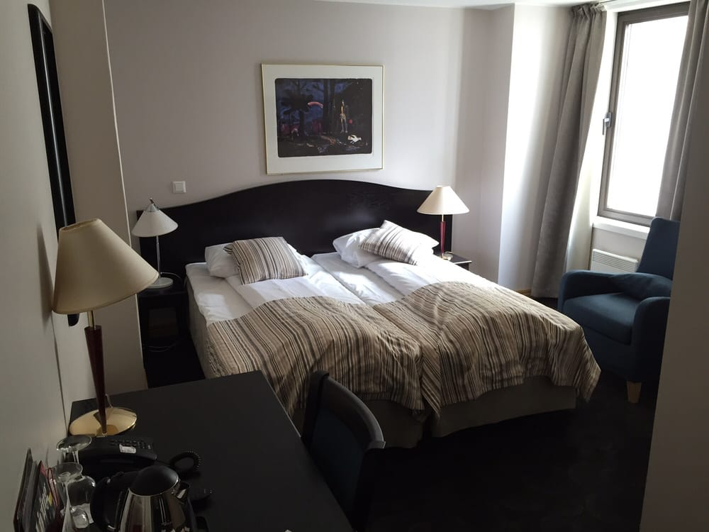 Photo Of Scandic Neptun Bergen Norway Nice Room With Two Single Beds Pushed