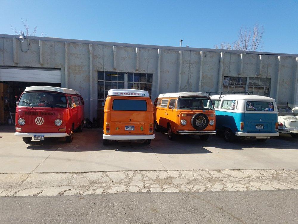 Nuvintage Vw Parts & Restoration - 12 Photos - Auto Parts