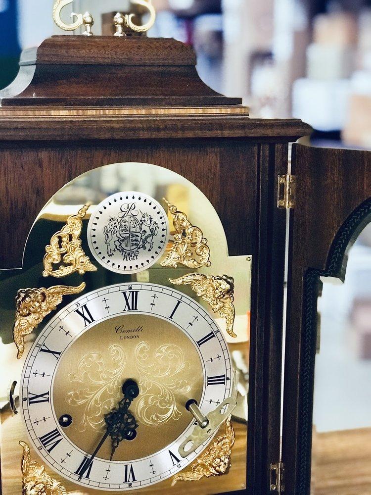 Elgin Clock Repair: 270 Sundown Rd, South Elgin, IL