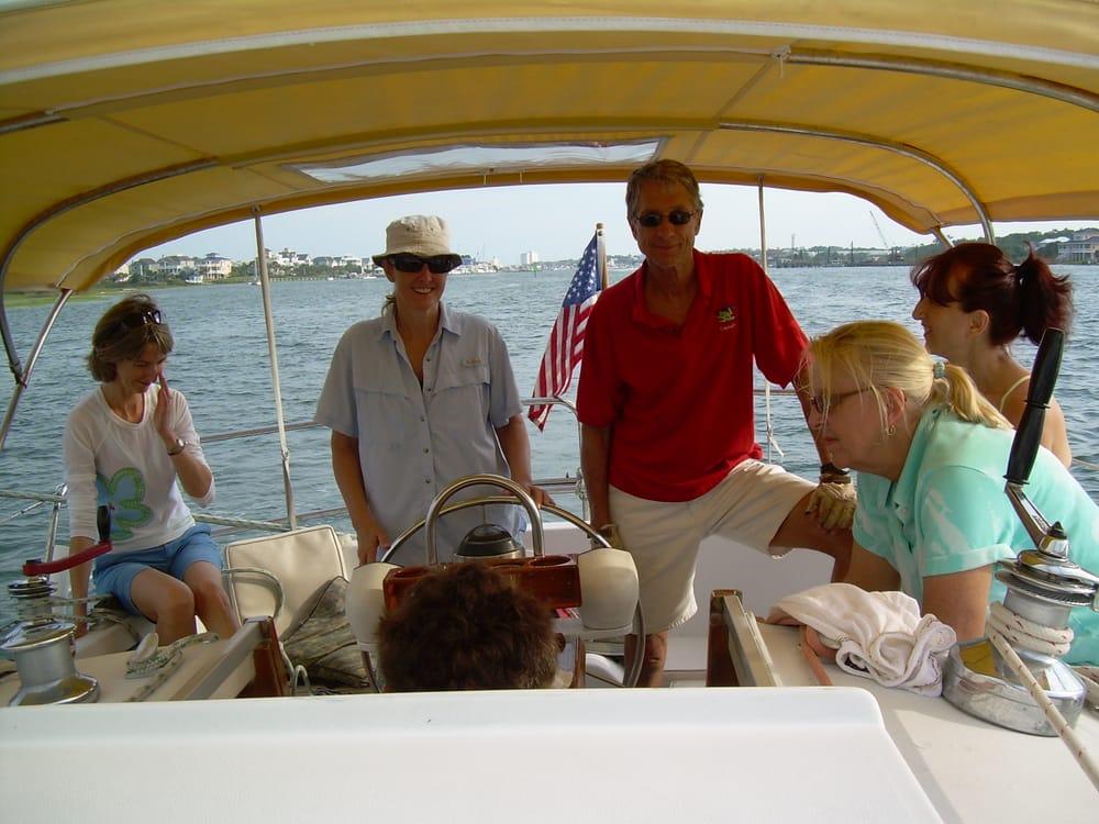 Sail Wilmington NC