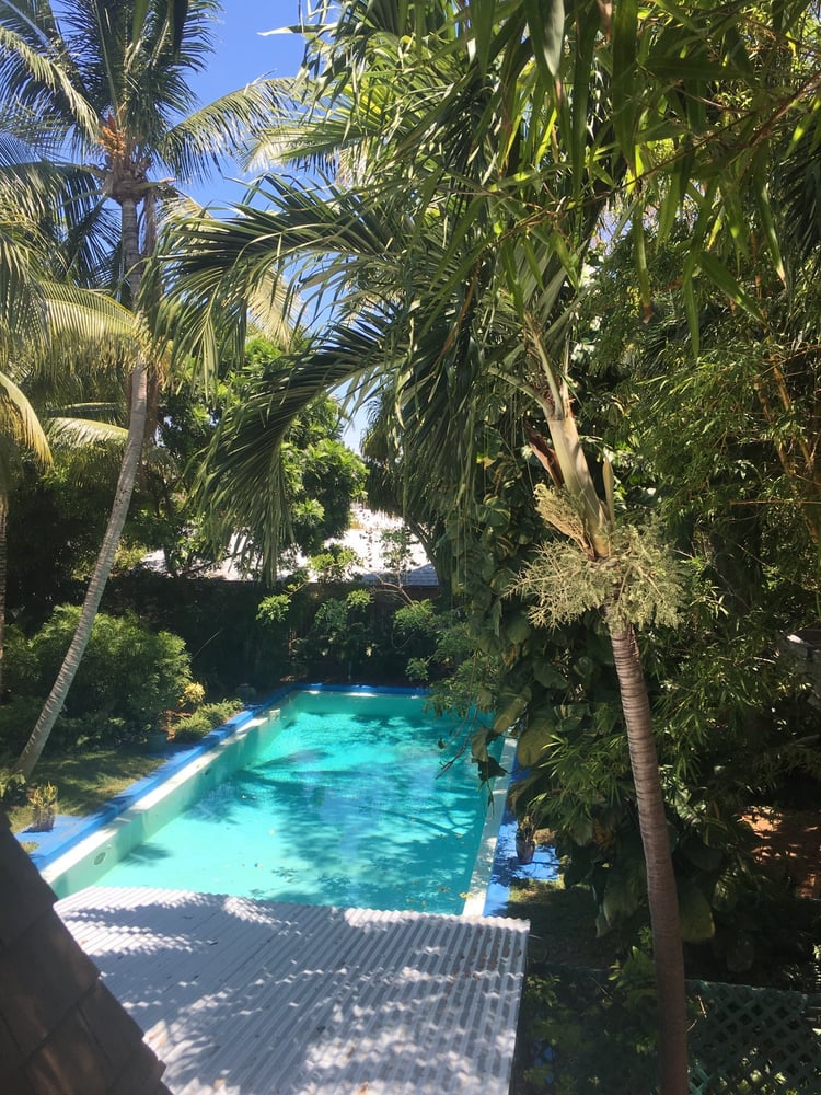 Largest Residential Pool In Key West Yelp