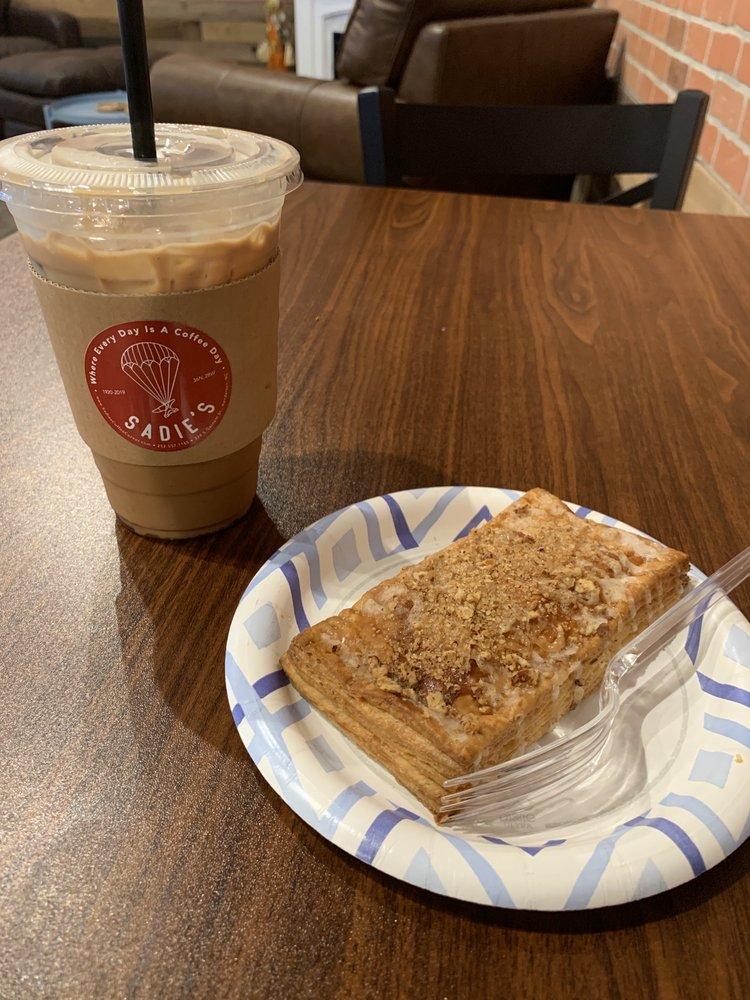 Sadie's Coffee: 324 S Garnett St, Henderson, NC