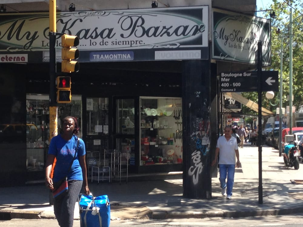 My kasa bazar decoraci n del hogar av corrientes 2902 for Bazar buenos aires