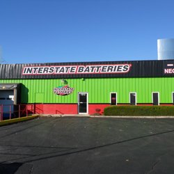 Who Makes Interstate Batteries >> Interstate All Battery Center 11 Photos Auto Parts Supplies