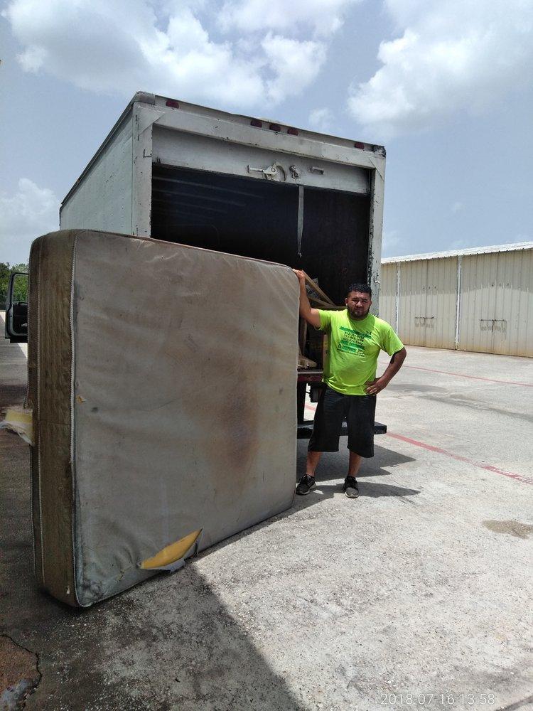 Junk Guys: 1707 Willowby St, Houston, TX