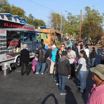 Long Beach Broadway Food Trucks