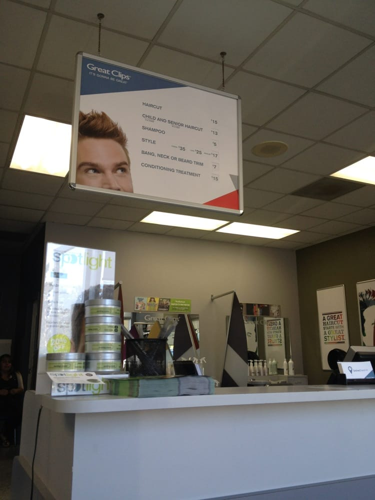 Find a great clips near me / Supp store