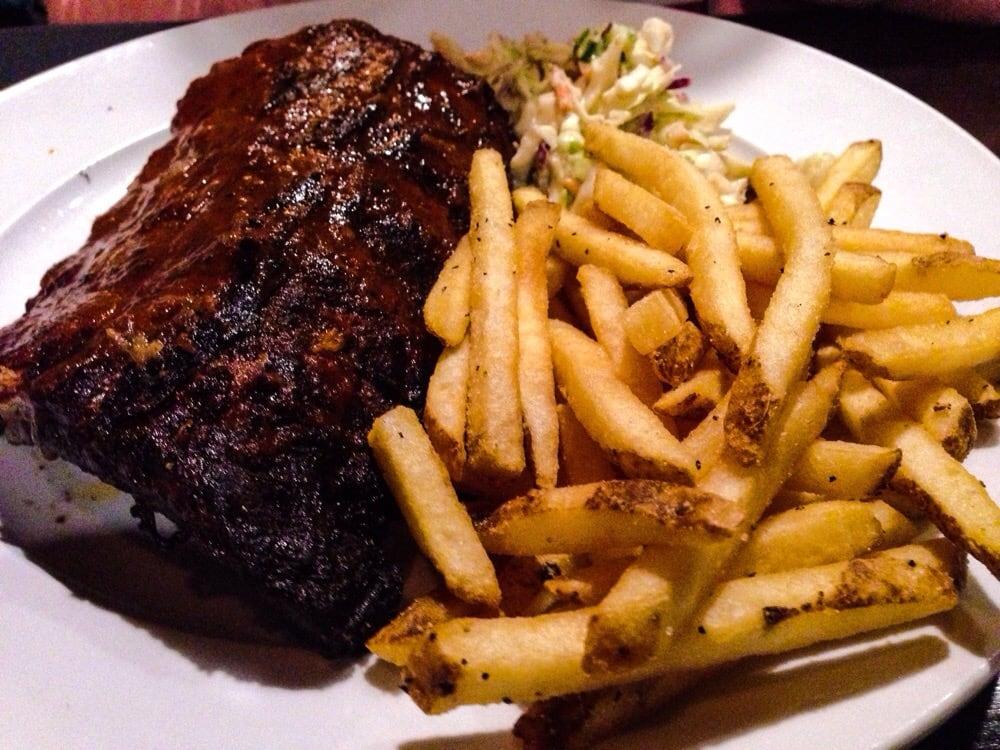 half order of ribs yelp