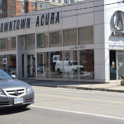 Downtown Acura CLOSED Car Dealers Front Street E St - Acura car dealer